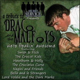 We're Freakin' Awesome: A Tribute to Draco and the Malfoys