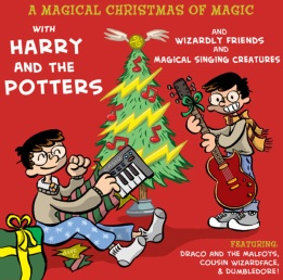 A Magical Christmas of Magic with Harry and the Potters